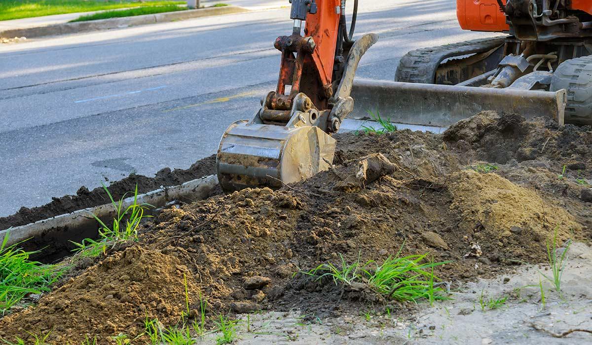 Canalitzacions i excavacions